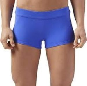 Reebok XS Crossfit Chase Shortie Stretch Shorts